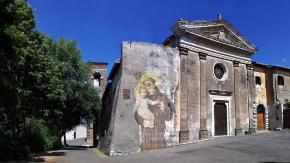 A Cori i festeggiamenti in onore di Sant'Antonio da Padova