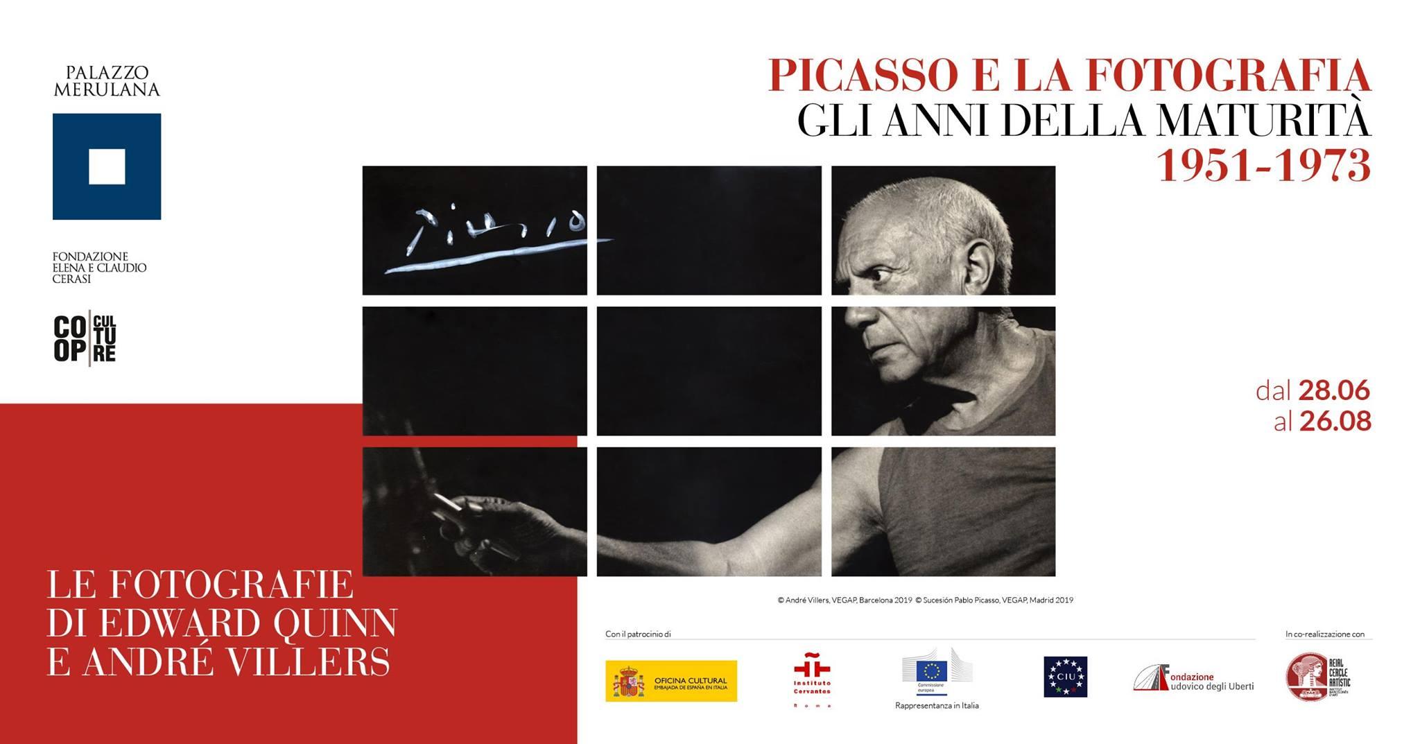 MOSTRA Picasso palazzo Merulana