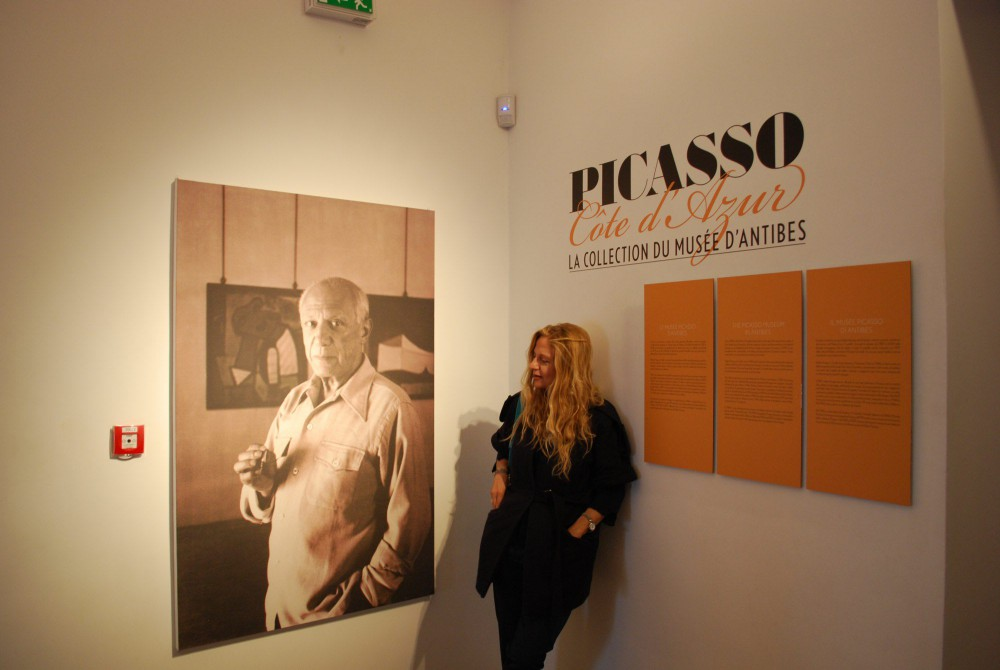 PICASSO Musee d'antibes