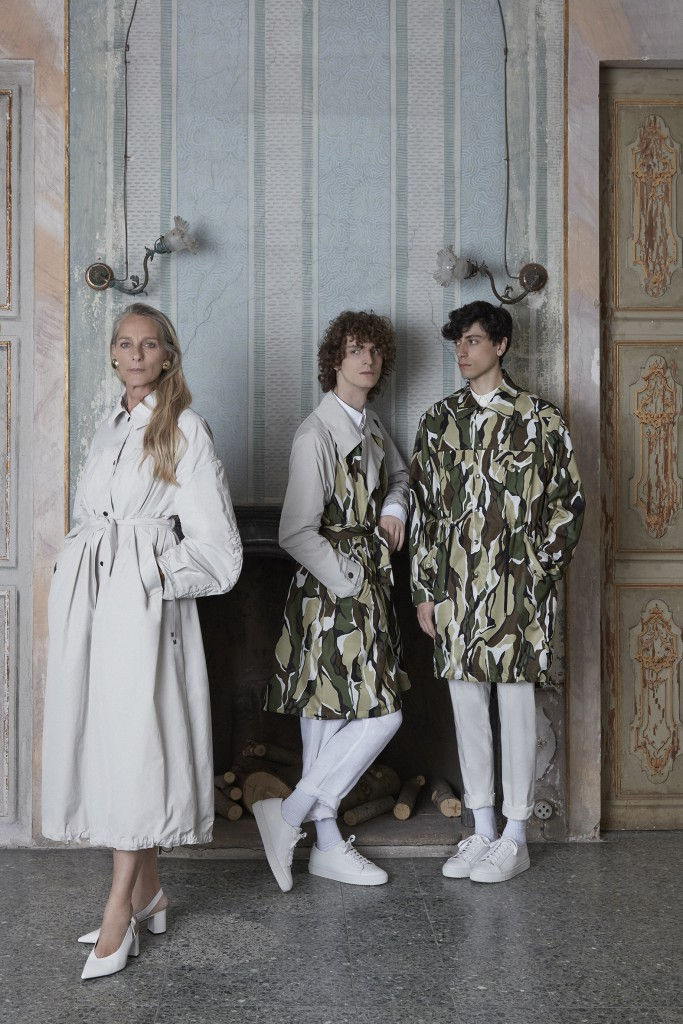 Parcoats green touch Campaign