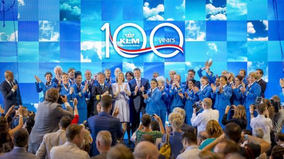 Fly Responsibly: 100 anni di KLM e un futuro ad alta quota più sostenibile
