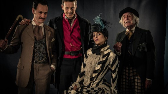 Sherlock Holmes vs Jack lo Squartatore, la sfida definitiva arriva a teatro!