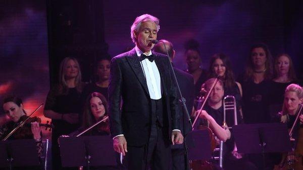 Andrea Bocelli, 60 anni
