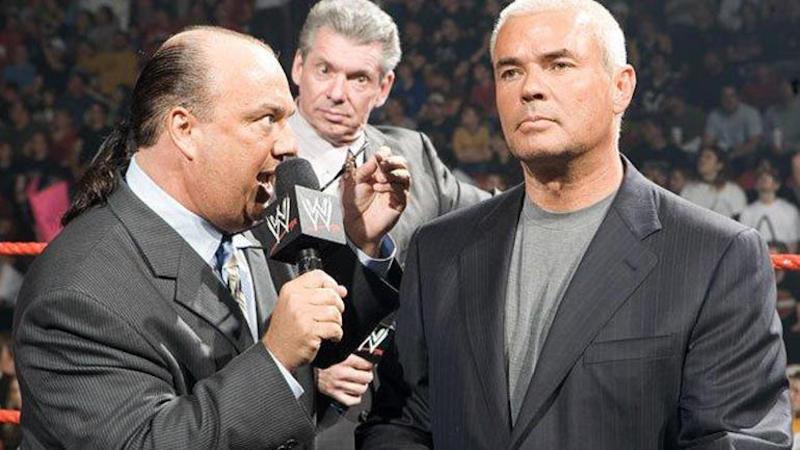 Paul Heyman e Eric Bischoff, nuovi direttori creativi di Raw e SmackDown!