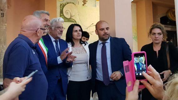 Giancarlo Giannini abbraccia la Ciociaria tra Saperi, Sapori e Suoni