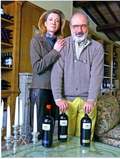 Livia Colantonio e Paolo Nodari