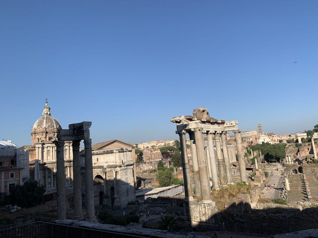 Luca Signorelli e Roma