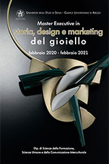 Master Executive in storia, design e marketing del gioiello