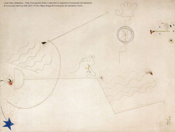 Joan Miró. Il linguaggio dei segni: la mostra al PAN