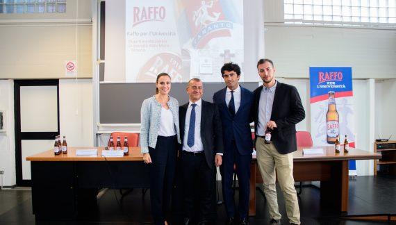 10 Borse di Studio agli studenti di Taranto, l'iniziativa di Birra Raffo