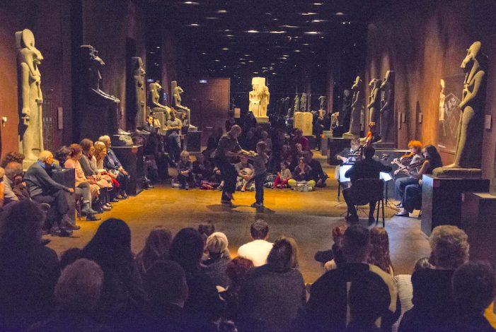 Res Amissa: Virgilio Sieni reinventa Schubert e Bach all'EstOvest Festival
