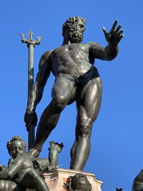 Statua Nettuno Bologna photo copyright MyWhere