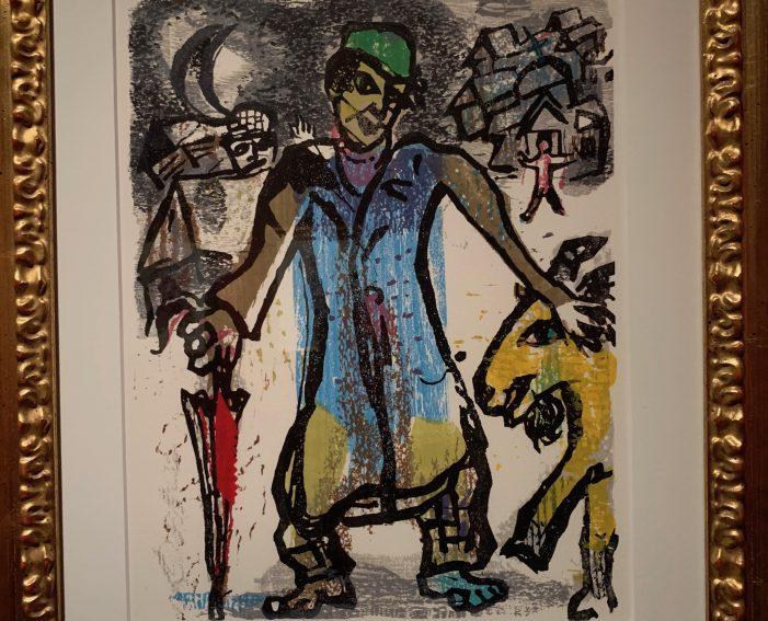 Viaggio tra Sogno e Magia in compagnia di Marc Chagall