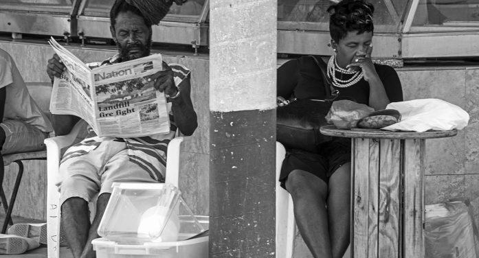 Da Bridgetown in Barbados il photobook di Mario Porchetta