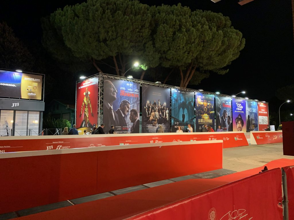 Festa del Cinema 2019 Photo copyright MyWhere