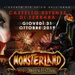Ecco il grande evento Monsterland Halloween Festival