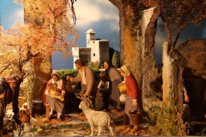 Non solo Presepe: quando l'artigianato si fonda con la tradizione
