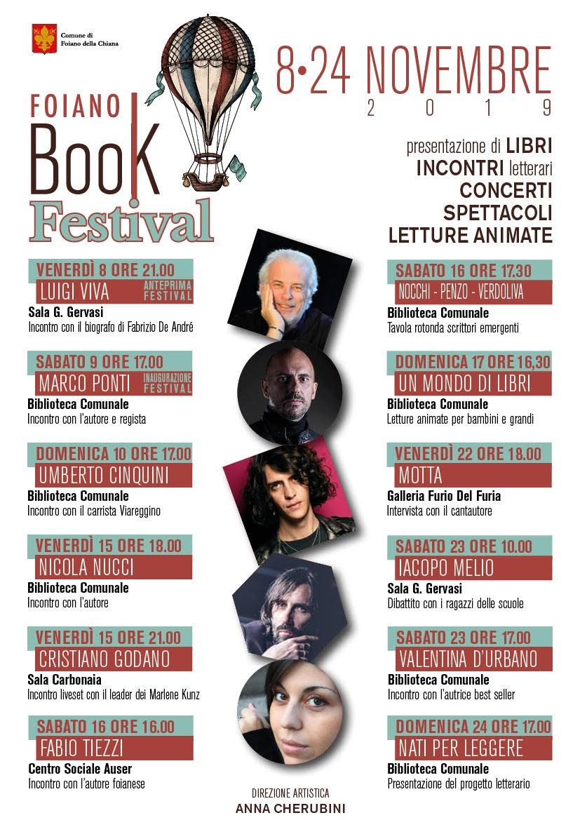 Foiano Book Festival