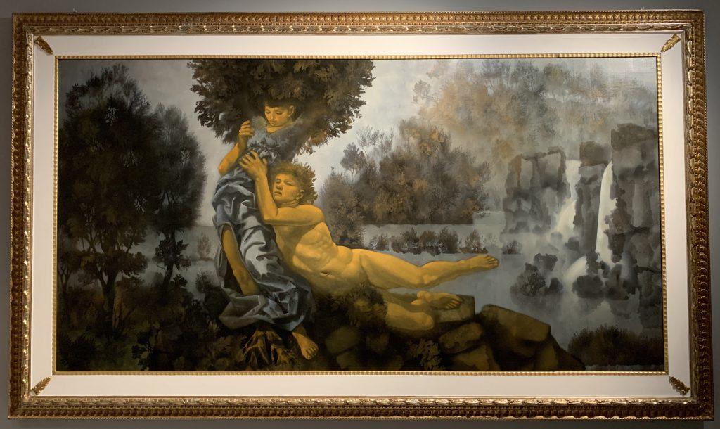 Apollo e Dafne Corrado Cagli