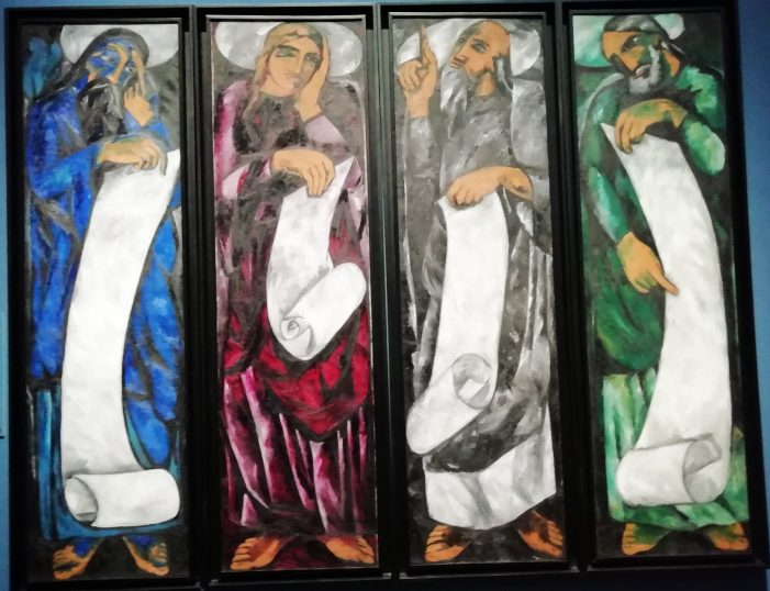 Natalia Goncharova artista coraggiosa, controrversa, poliedrica e infaticabile