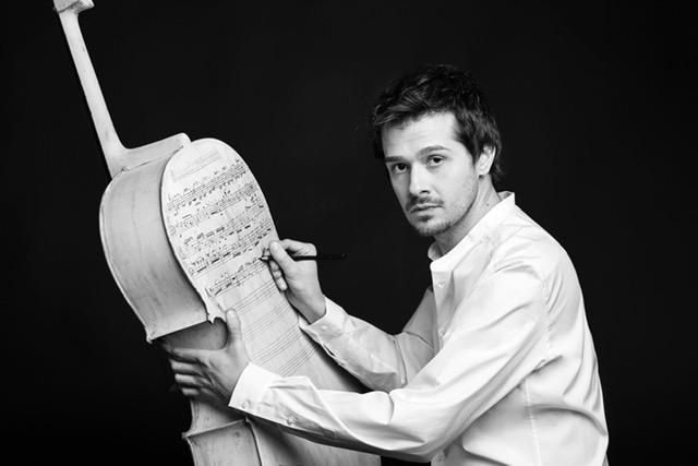 Lamberto Curtoni. photo by Francesca Leso