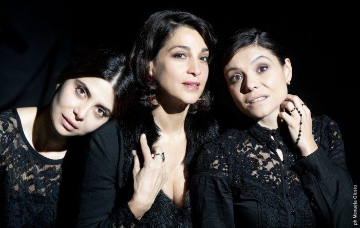 Taddrarite. Il trio Finocchiaro-Potenza-Truppo a teatro contro la violenza di genere