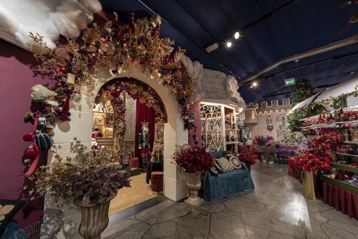 La magia del Villaggio di Natale Flover a Bussolengo