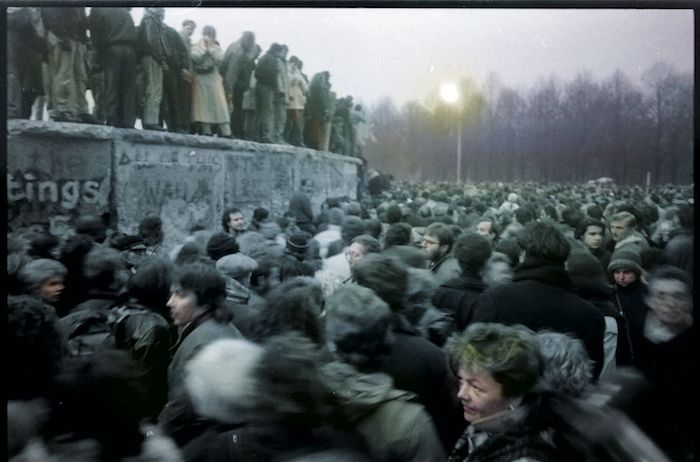 Massimo Golfieri muro berlino mostra