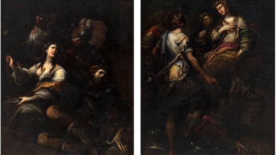 Donare l'arte: due tele del Mastelletta alla Pinacoteca di Bologna
