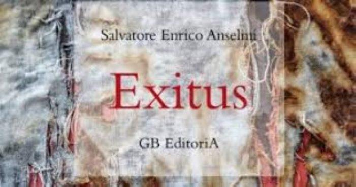 Exitus, di Salvatore Enrico Anselmi, candidato al Premio Letterario Mastercard 2020