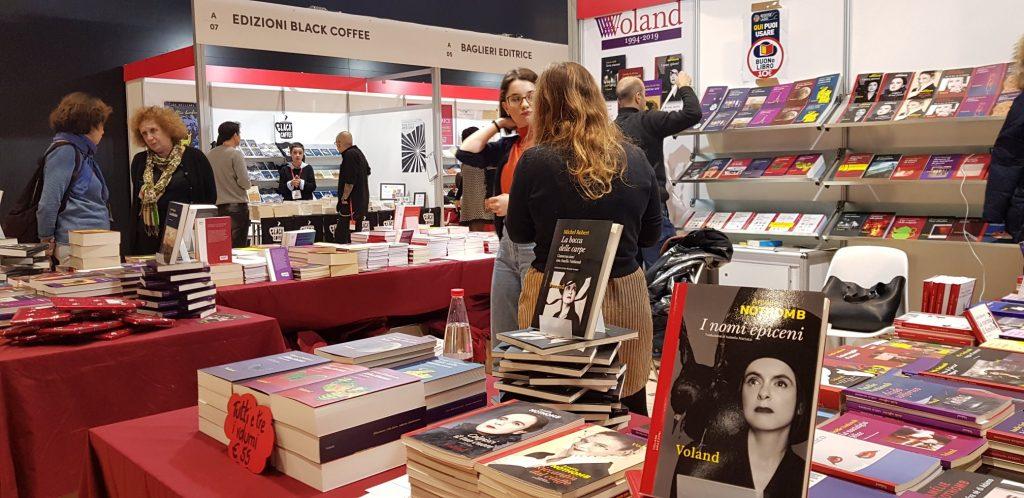 più libri più liberi 2019