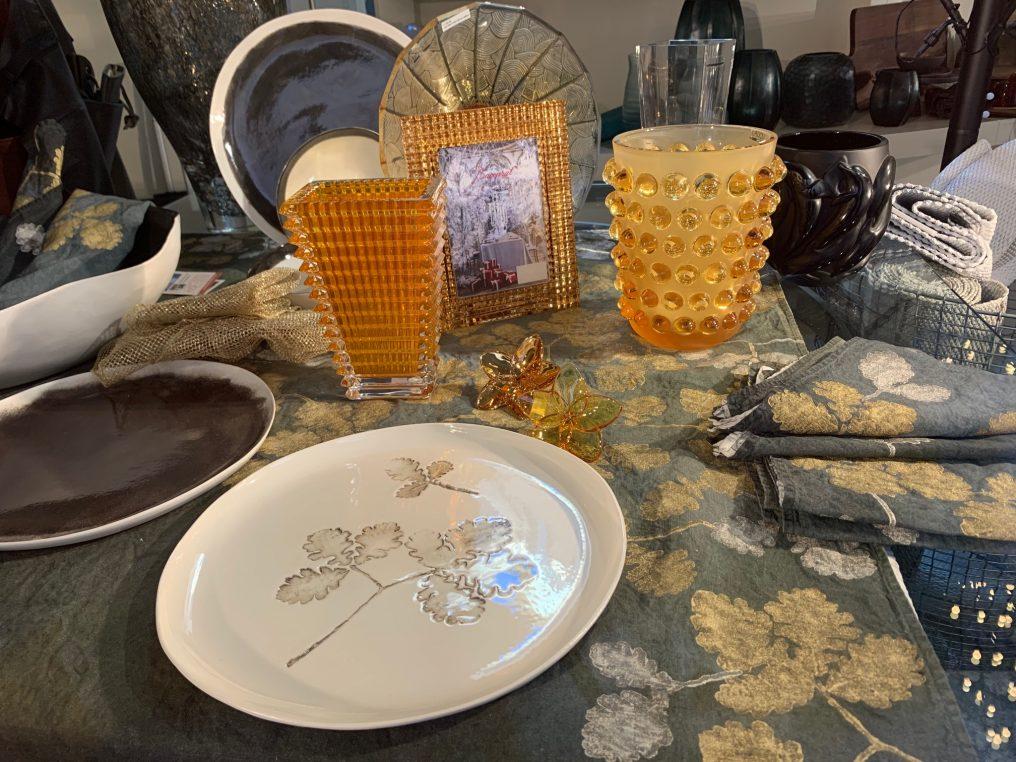 L'oro a tavola