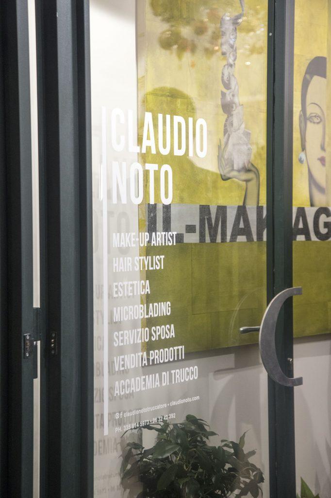 New opening Claudio Noto store