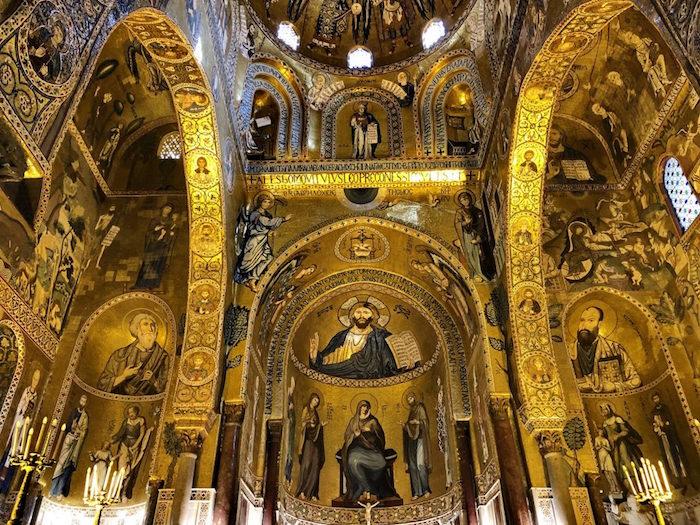 La cattedrale di Palermo ©Marianne Bargiotti Photography