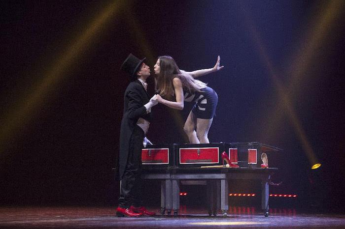 Abracadabra al Teatro Ghione mywhere