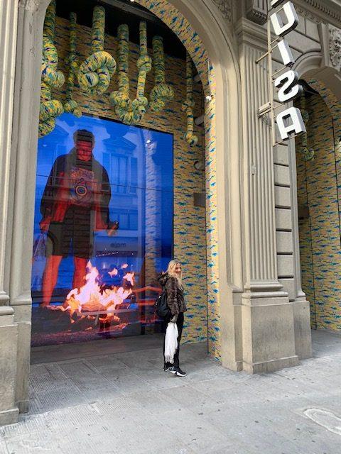 LuisaViaRoma Adidas foto Mywhere