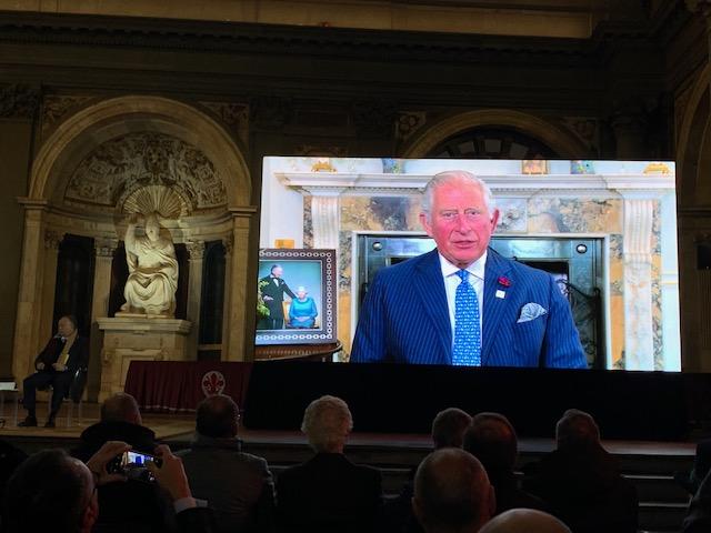 Il Principe Carlo d'Inghilterra Foto Mywhere