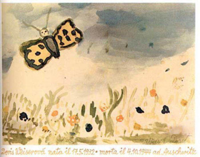 La Repubblica delle Farfalle: Matteo Corradini racconta l'eroismo dei ragazzi di Terezin