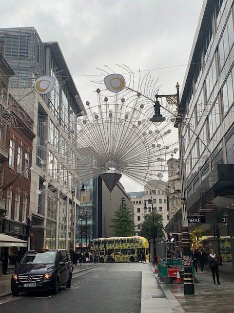 LONDRA a Natale