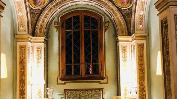 Il Salon of Excellence esalta le radici storiche della tradizione dando vita aduna cifra stilistica moderna