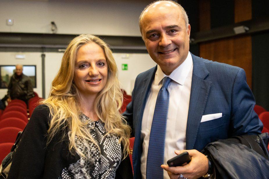 Fabiola Cinque e Fabrizio Russo