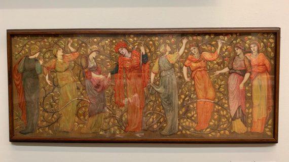 La National Portrait Gallery mette in luce le Sorelle Preraffaellite