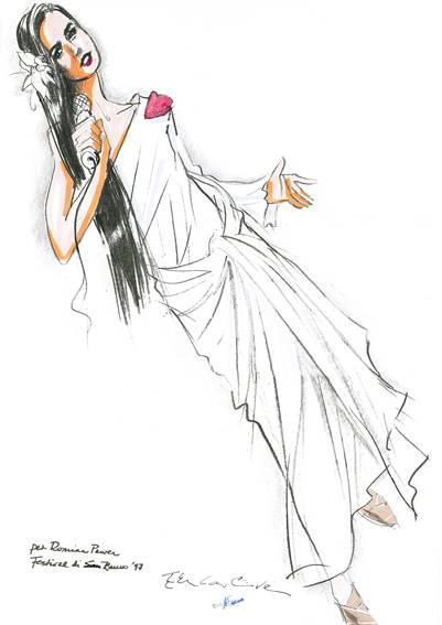 ROMINA vestita Coveri