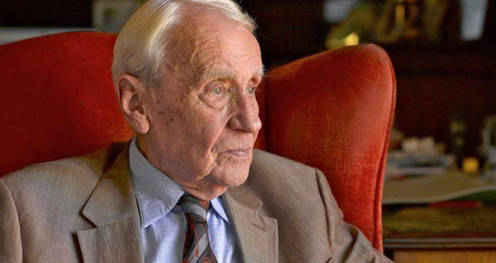 Christopher Tolkien, addio al figlio dell'autore di Il Signore degli Anelli