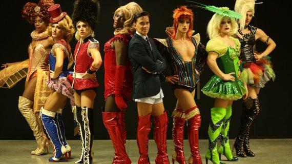 Kinky Boots, il musical di Cyndi Lauper passa da Broadway al Brancaccio