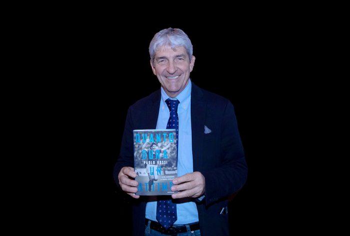 Paolo Rossi presenta la sua biografia a Casa Sanremo