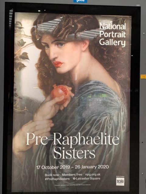 pre-raphaelite-sisters exhibition