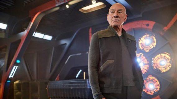 Star Trek: Picard su Prime Video! Il Ritorno del Capitano Patrick Stewart