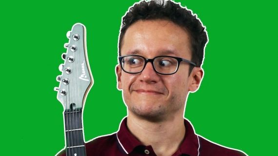 Intervista al maestro di chitarra Stefano Rossi