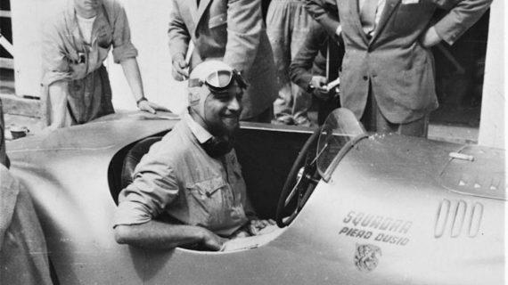 Guido Scagliarini: Il pilota gentiluomo che diede vita al sogno Abarth